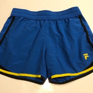Girls Fila Shorts